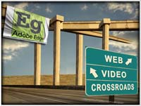 WebVid logo with Adobe Edge banner